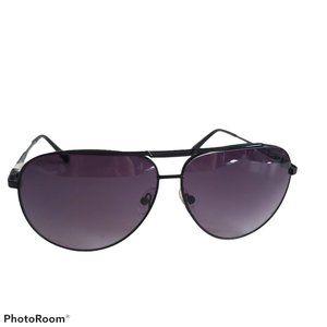 Guess Aviator Sunglasses GF5034-02B-62 black NWOT